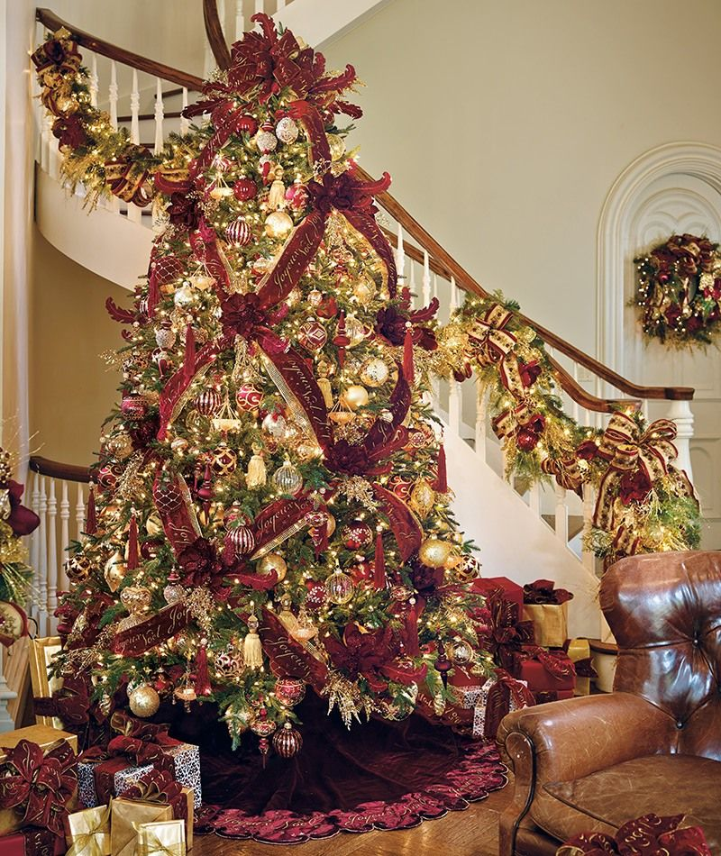 The Most Beautiful Christmas Tree: 5 Steps To A Dazzling Designer Tree