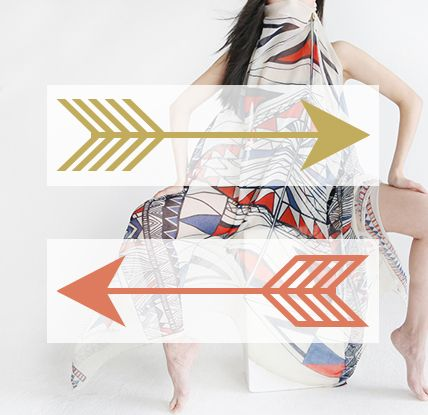 Printed Village - The Only Fashion Brand that?s also a Designer Community, Wholesale & Retail Scarves