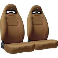 Corbeau Baja XRS Reclining Suspension Seat Pair for 76-18