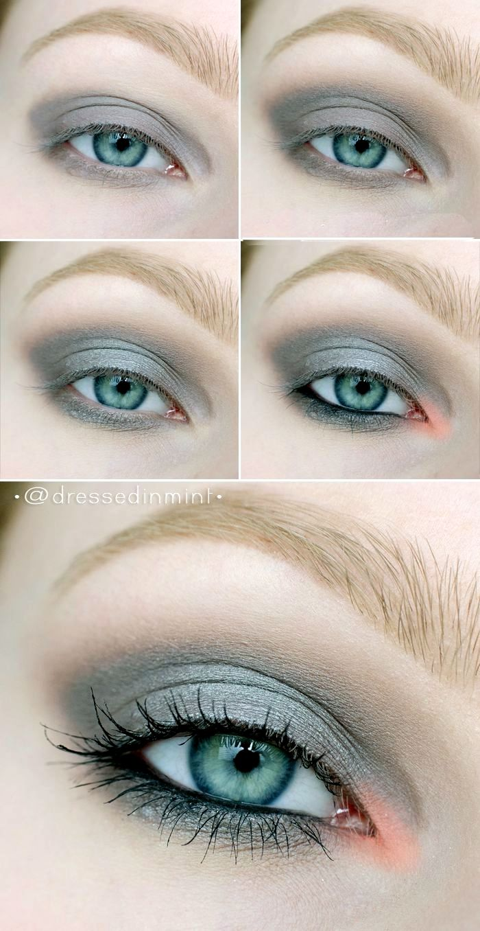 tons pastéis #weddingmakeup | hair & beauty that i love | grey