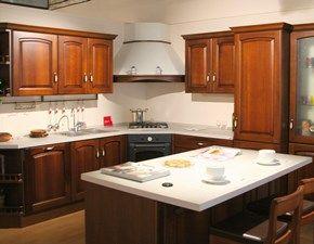 Cucina Cucine noventa Cucina casale OFFERTA OUTLET | Cucine ...