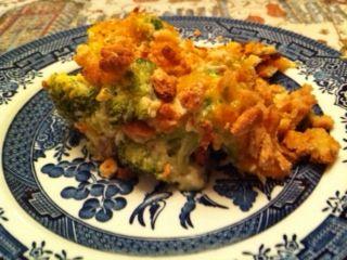 Brocolli Cheese casserole