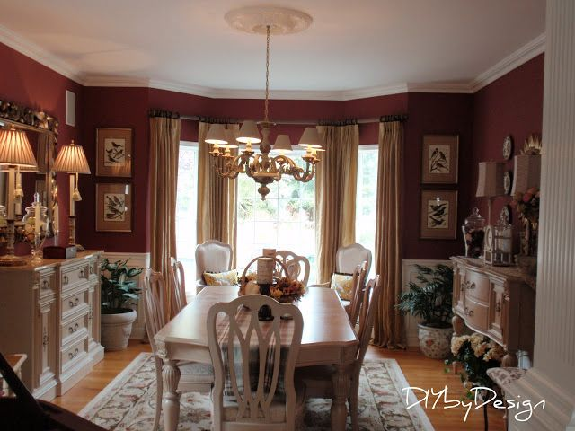 I love this Dining Room