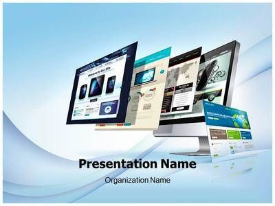 download our state-of-the-art web design #ppt #template. make a, Presentation templates