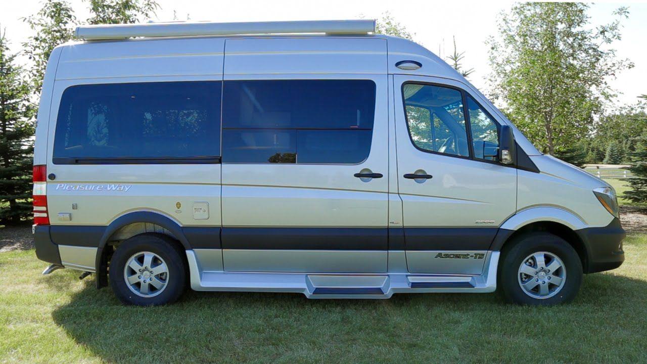 2015 Pleasure Way Ascent Pleasure Way Motorhome Sprinter Van