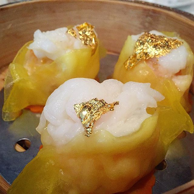 WEBSTA @ giselle_chan - Lobster dumplings #lobster #dimsum