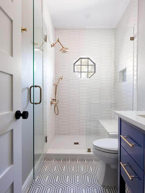 small bathroom remodel cost | Tiny house bathroom, Master ...