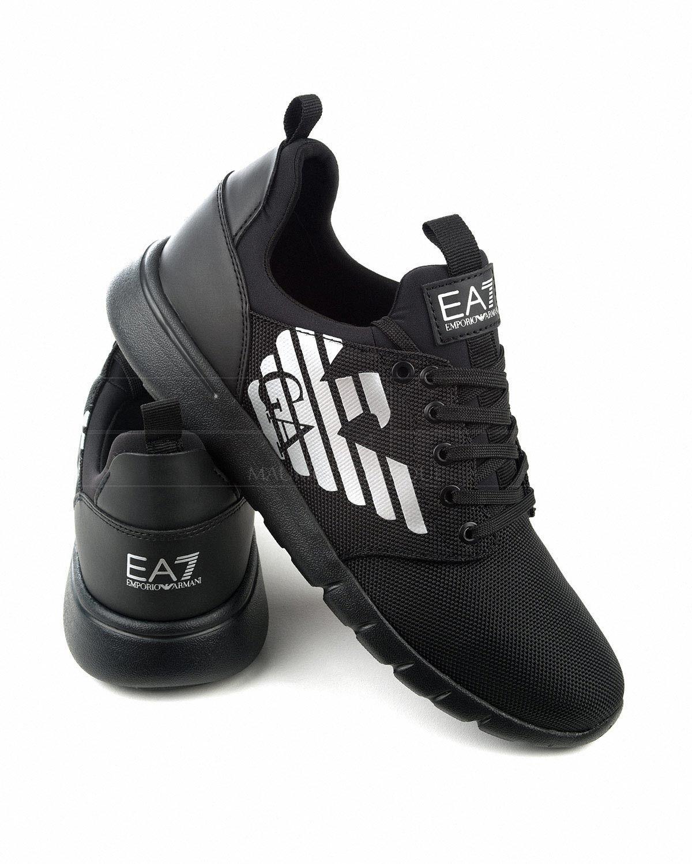373fdbc0 Zapatillas EMPORIO ARMANI EA7 ® Negro Simple Racer EA7 Zapatillas Emporio  Armani EA7 - Negro Simple
