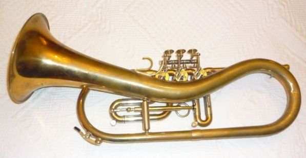 TARV trumpets  STANDS FOR TOP ACTION ROTARY VALVE TRUMPETS   SCHAGERL KILLER QUEEN FLUGELHORN