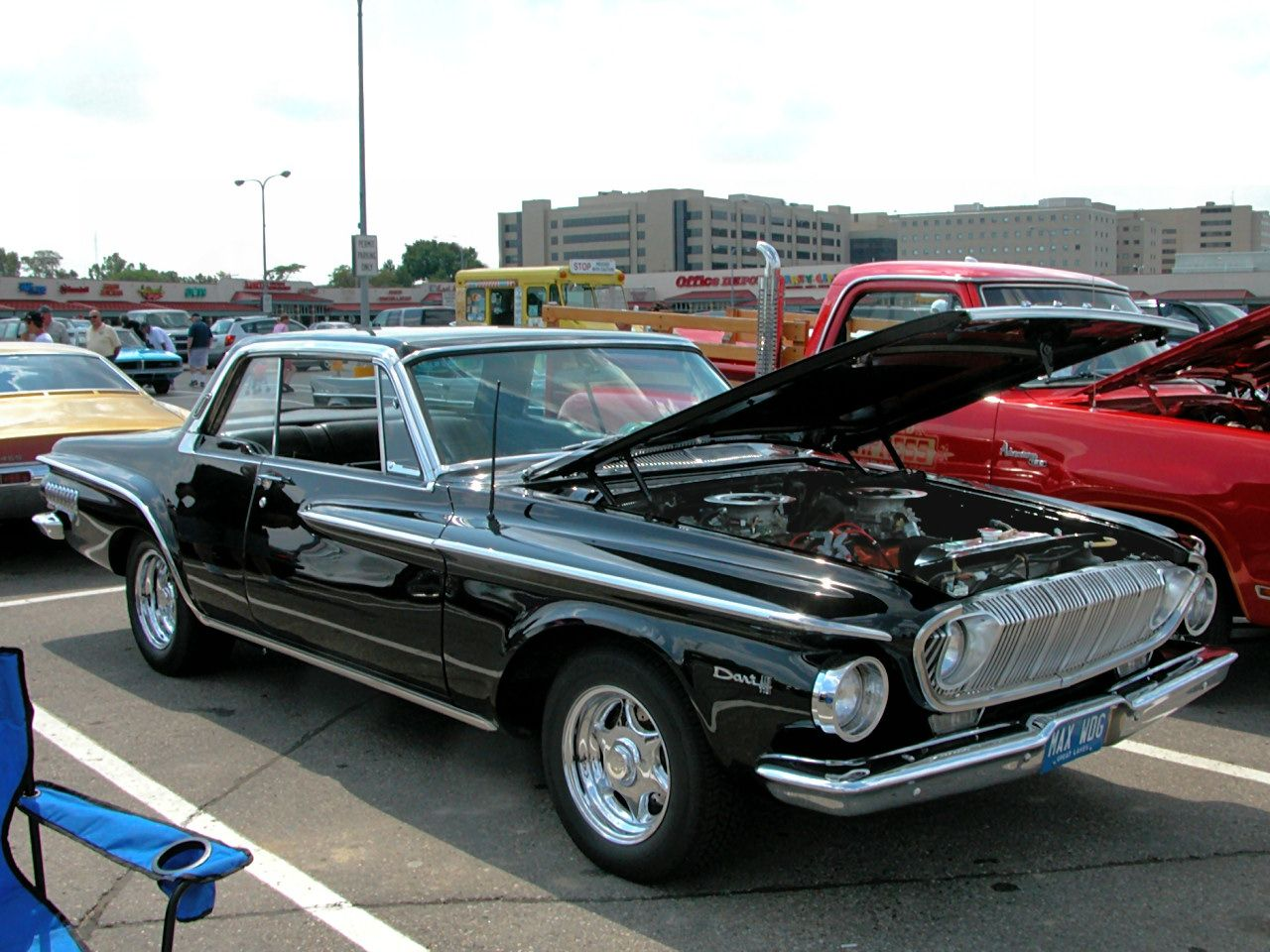 1955 dodge royal lancer convertible cream black fvr cars - Cars 1962 Dodge Dart 440 2 Door Hardtop With 413 Short Ram Max Wedge Black Fvr