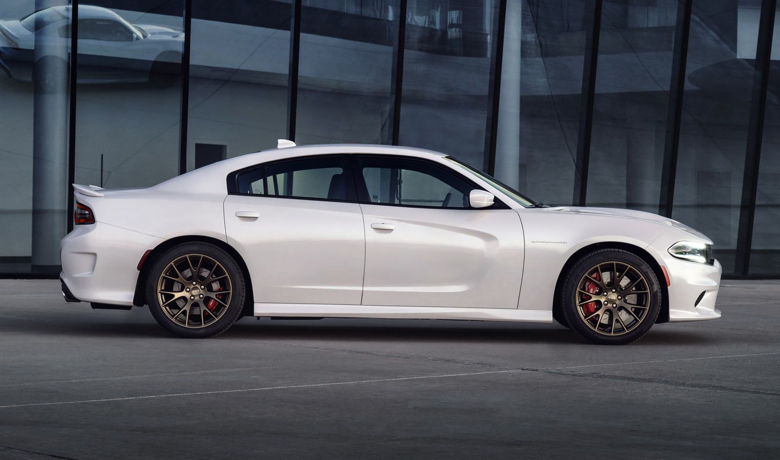 2015 Dodge Charger SRT Hellcat | DriveSRT