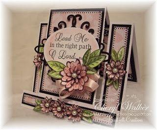 Heartfelt Creations Daisy Patch Heartfelt Creations Cards Heartfelt Creations Shaped Cards