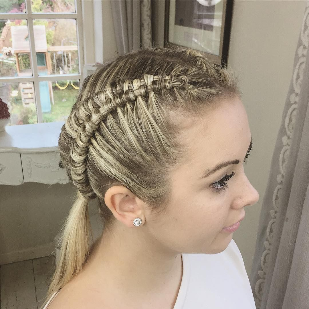 My Next Tutorial, Out Tomorrow, #SweetHearts #Braids