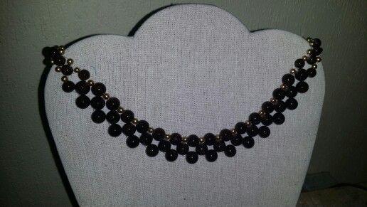 Tejido perlas
