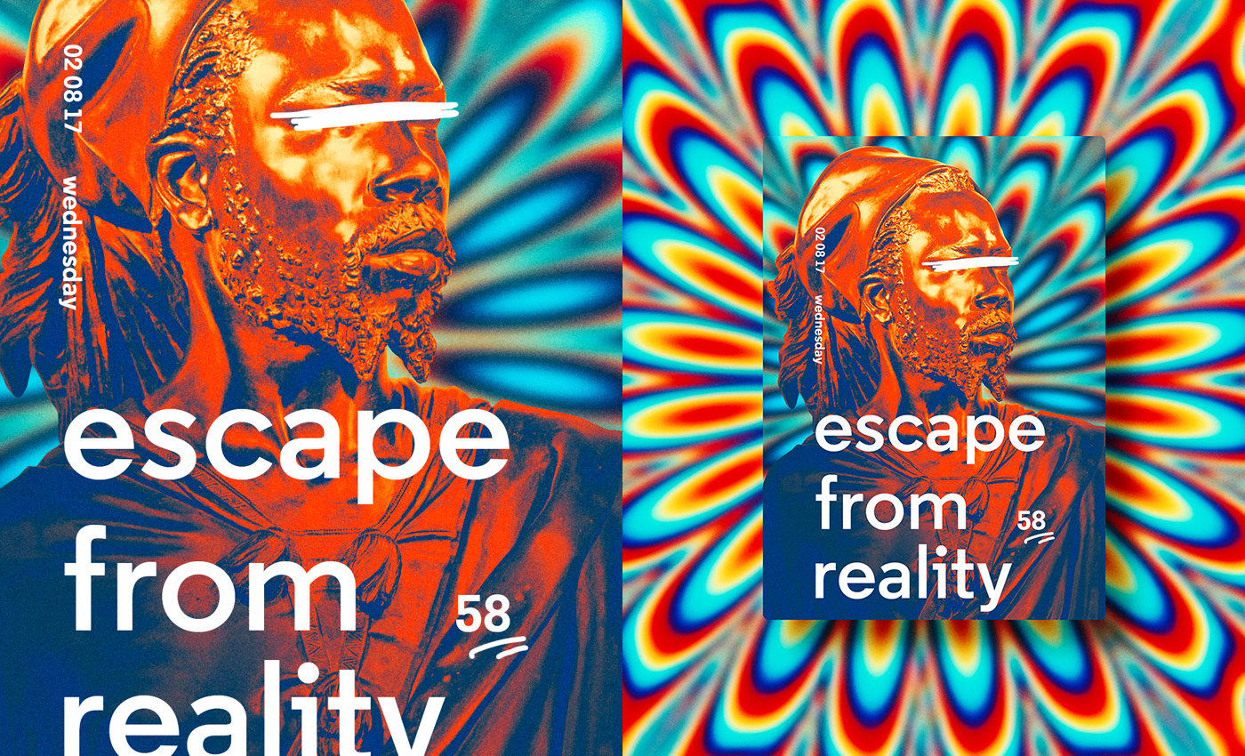 Static eyes 58.1 escape from reality bruno pego