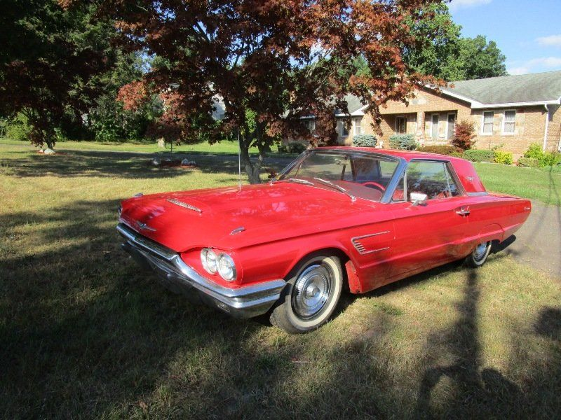 1965 Ford Thunderbird / T-Bird for sale - Middletown, CT ...