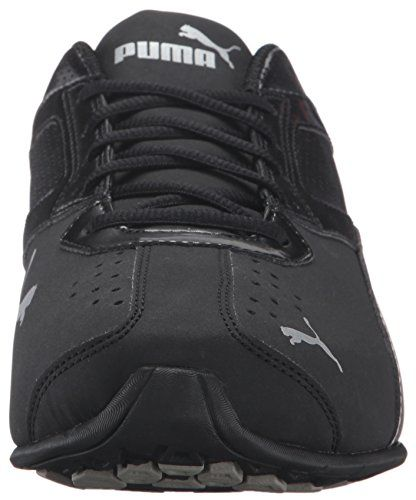 7a751f1fb06 PUMA Men s Tazon 6 FM Puma Black  Puma Silver Running Shoe – 9 D(M) US Best  Offer Review Synthetic calfskin upper. Midfoot saddle for most extreme fit.