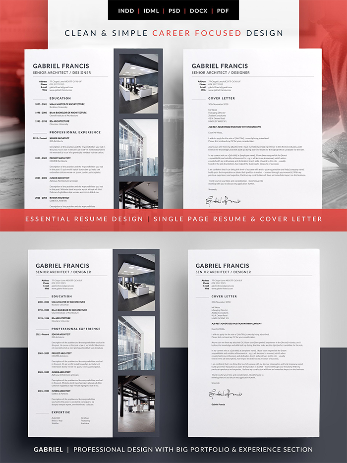 essential resume gabriel pinterest gabriel layouts and template