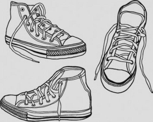 En La Clase De Plastica Habia Que Hacer Esto Unas Zapatillas De