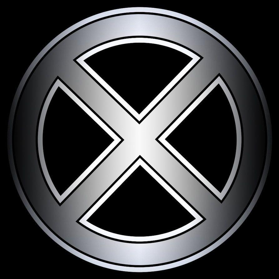 X Men Logo By Lepios Jpg 894 894 Xmen Logo Men Logo X Men