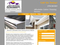 New listing in Gutter and Downspout Cleaning and Repair added to CMac.ws. Affordable Gutter Cleaning Service in Dallas, GA - http://gutter-cleaning-services.cmac.ws/affordable-gutter-cleaning-service/977/