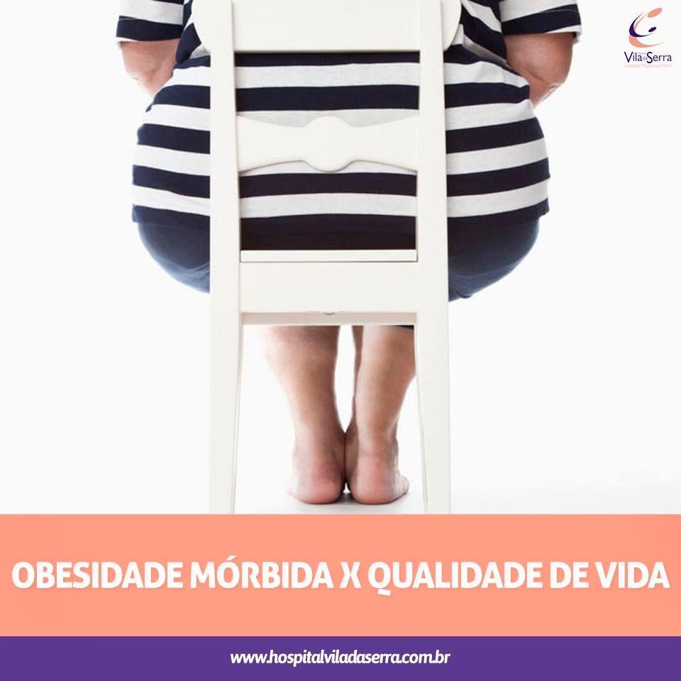 Saiba como o tratamento clínico pode ajudar na melhoria da qualidade e expectativa de vida do paciente.http://www.hospitalviladaserra.com.br/noticias/obesidade-morbida-x-qualidade-de-vida/