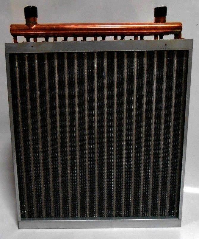 exchanger towater furnace outdoor water to8x8 heat