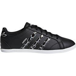 Womens tennis shoes  Adidas women vs coneo qt shoe size 42 in black adidasadidas