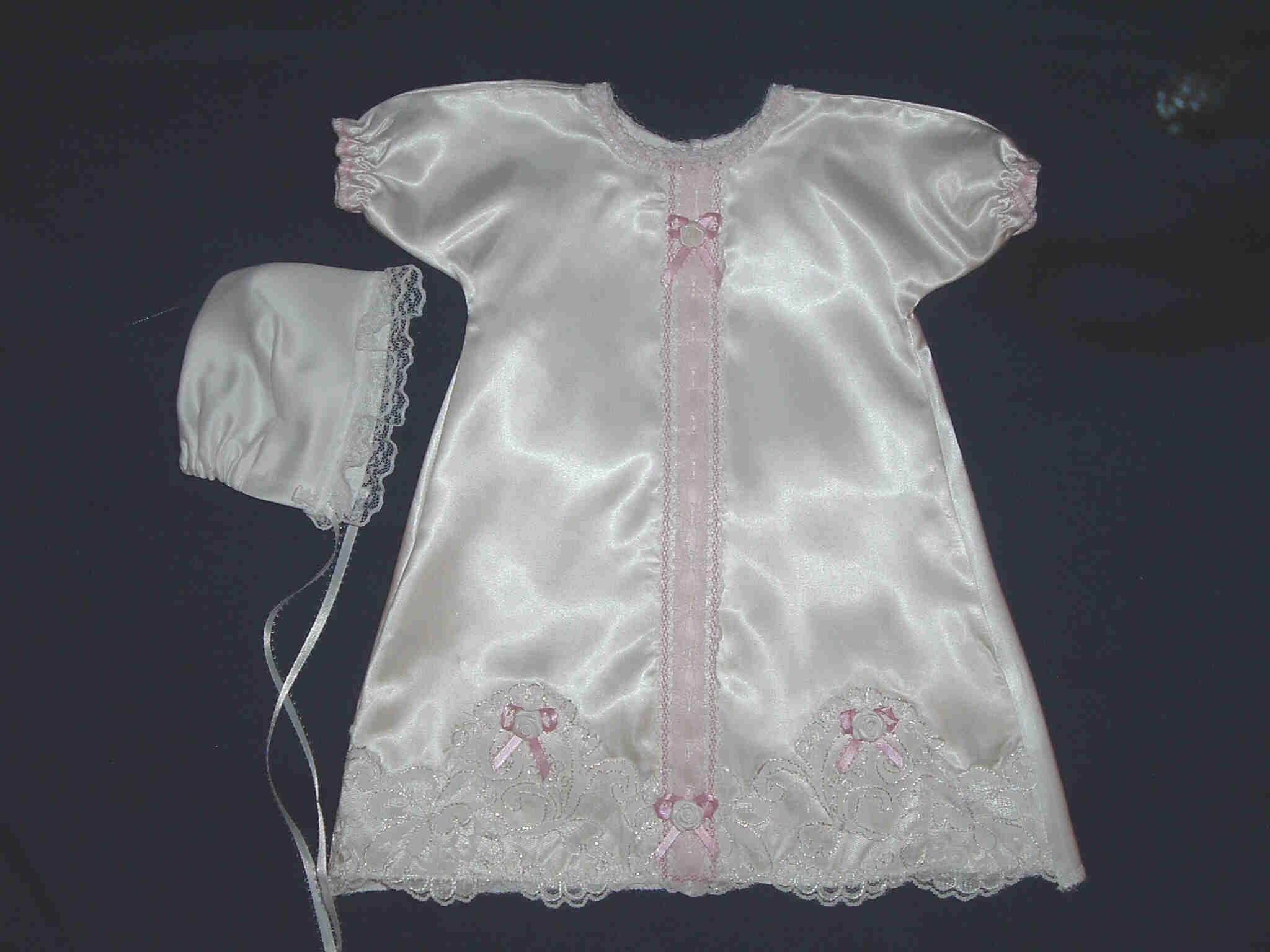 Funeral or Memorial Service for a Baby   Angel Gowns   Pinterest ...