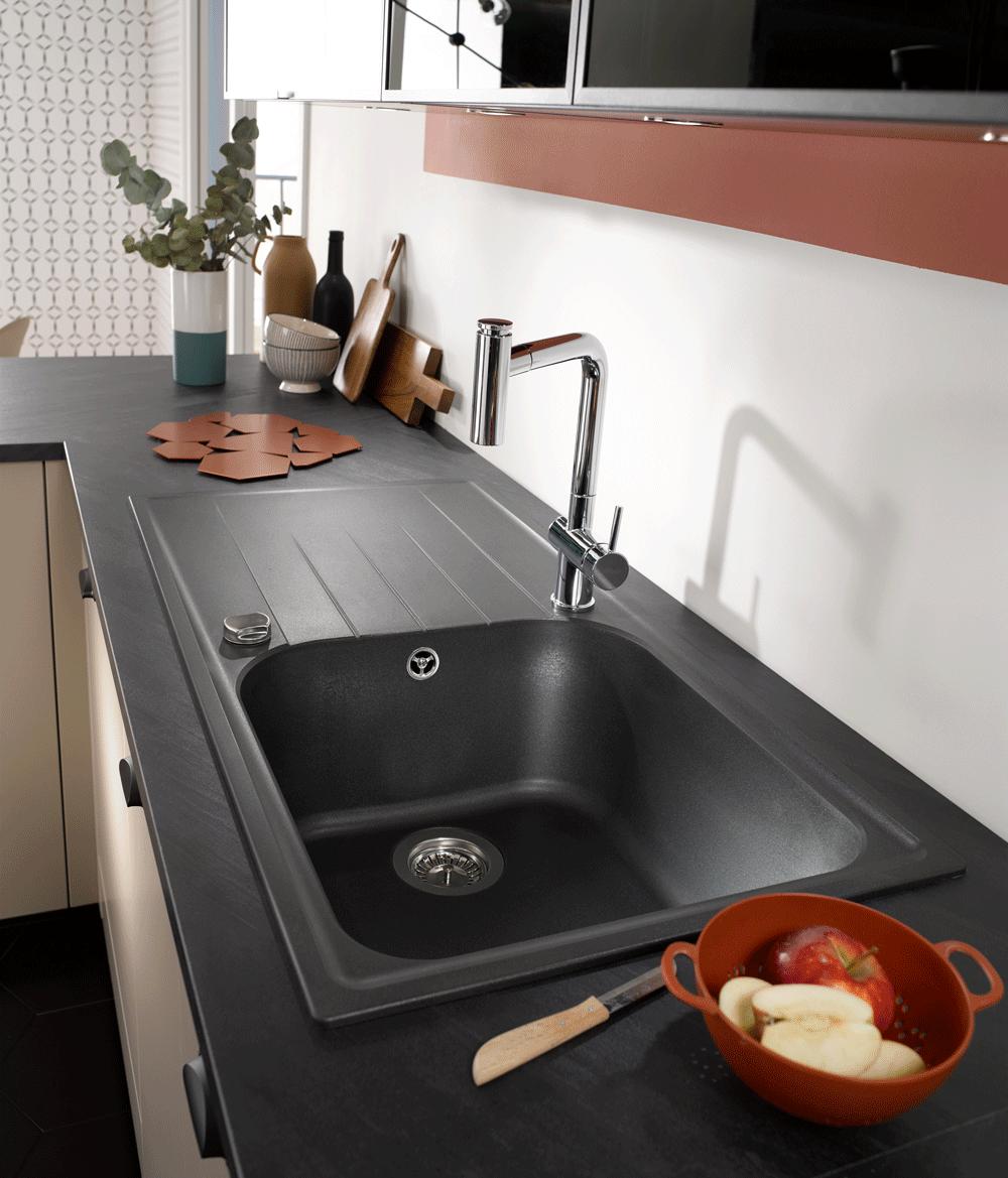 cuisine équipée Mix\' | Idées pour la maison | Cuisine ouverte ...