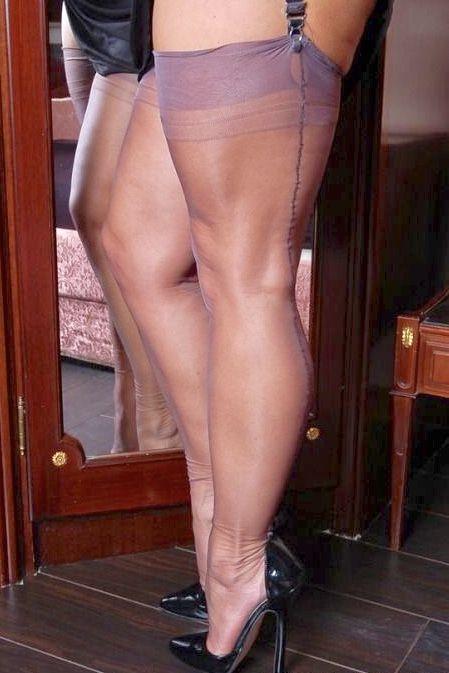 High Heels Stockings Anal