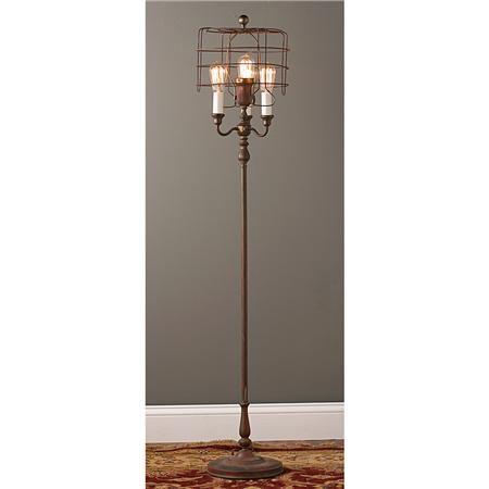 Candelabra Floor Lamp Antique Style Floor Lamps  Tivoli Fl4009 Vintage Floor Lamp 59 H X