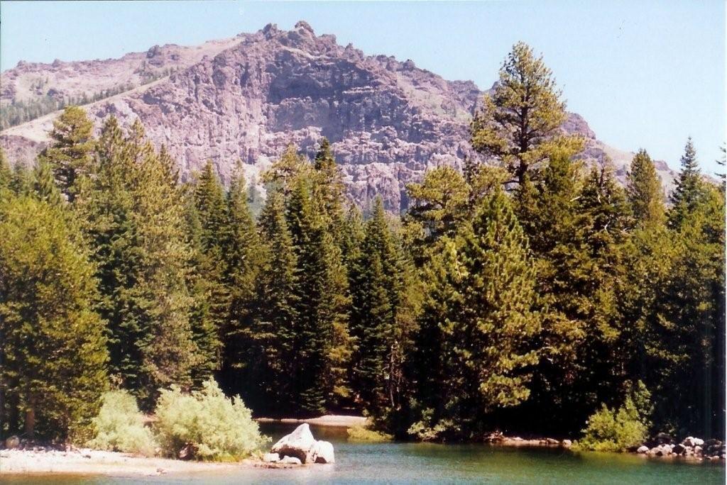 Silver Lake   Hwy 88, above Jackson, CA | I love California