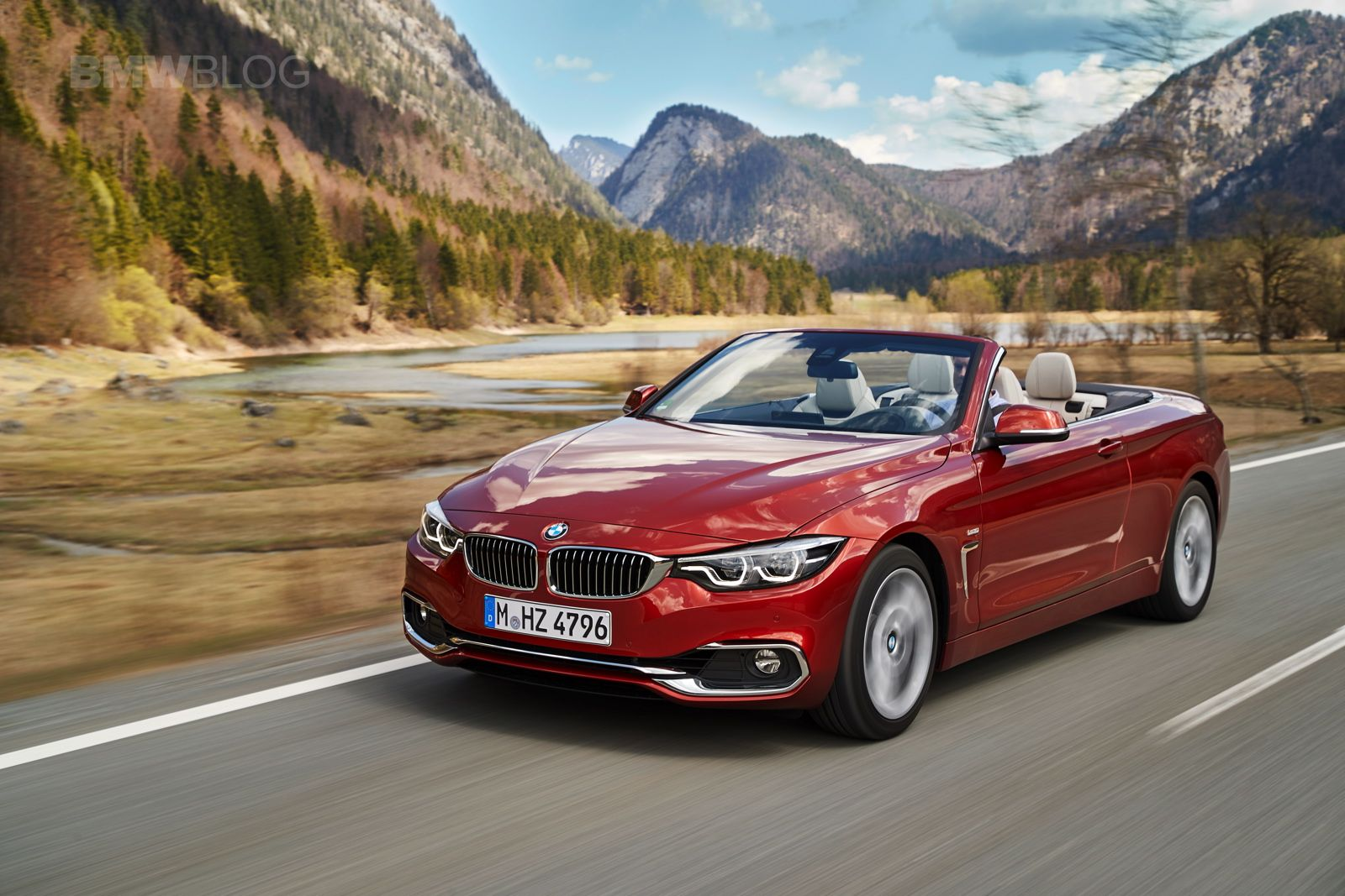 TEST DRIVE 2017 BMW 430i Convertible Facelift blog