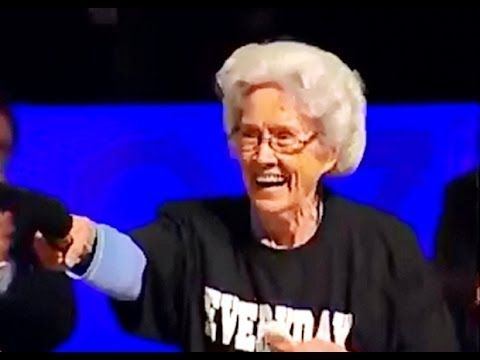 Vesta Mangun - This Louisiana Lady's Sermon on Intercessory