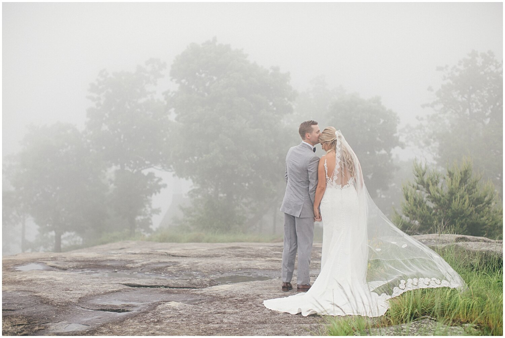 An Elegant, Rustic Wedding at The Cliffs (With images