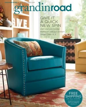 How to Request a Free Grandin Road Catalog | DIY Home Projects ...
