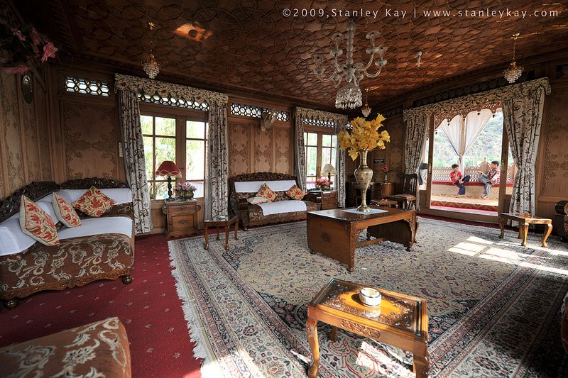 Crown Of India Boat House Kashmir Srinagar Srinagar House Boat Kashmir