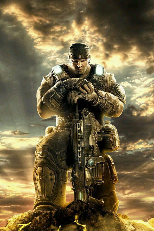Pin de BadBlood en Gears Of War | Gears of war 3, Gears of War y Video game characters