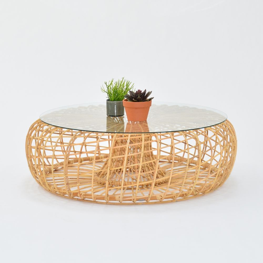 Cane Ottoman Large Natural Woven Rattan Large Ottoman Can Be Rented Individually As An Ottoman Or As A Coffee Table Coffee Table Furniture Rental Furniture [ 1000 x 1000 Pixel ]
