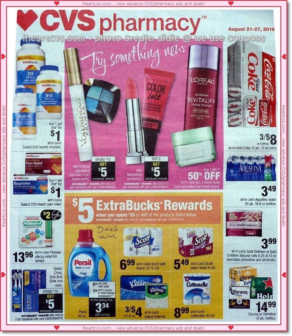 08/21 08/27 21st, Cvs, Cvs pharmacy