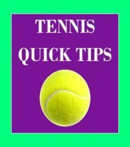 Tennis Quick Tips Podcast Episode 1  Target Your Serve and get a more accurate serve fast vi The serve permits the player to assert control over how the  Serve