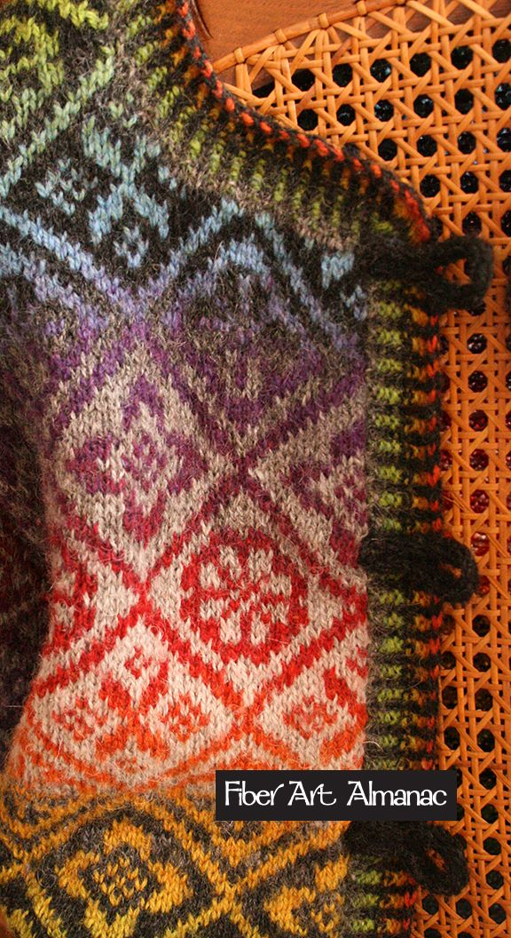Photo of Two color stranded knitting…the easy way! | Midwest Fiber Arts Trails