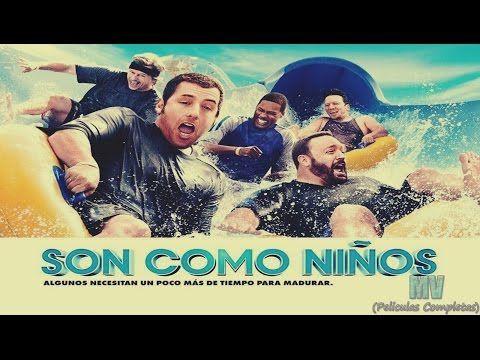 Son Como Niños 1 Película Completa Español Latino Mv Movies Peliculas Completas Películas Completas Peliculas De Comedia Peliculas
