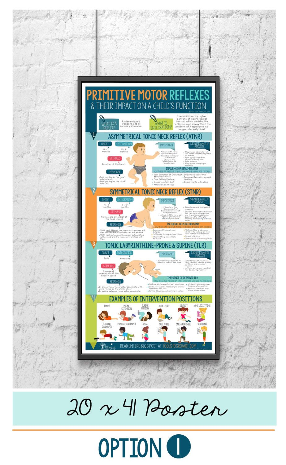 Article on physical therapy - Reflex Infographic Poster And Article Occupational Therapy Physical Therapy