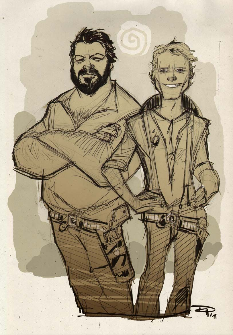 Bud Spencer Terence Hill Bud Terence Pinterest Actors Y Dibujo