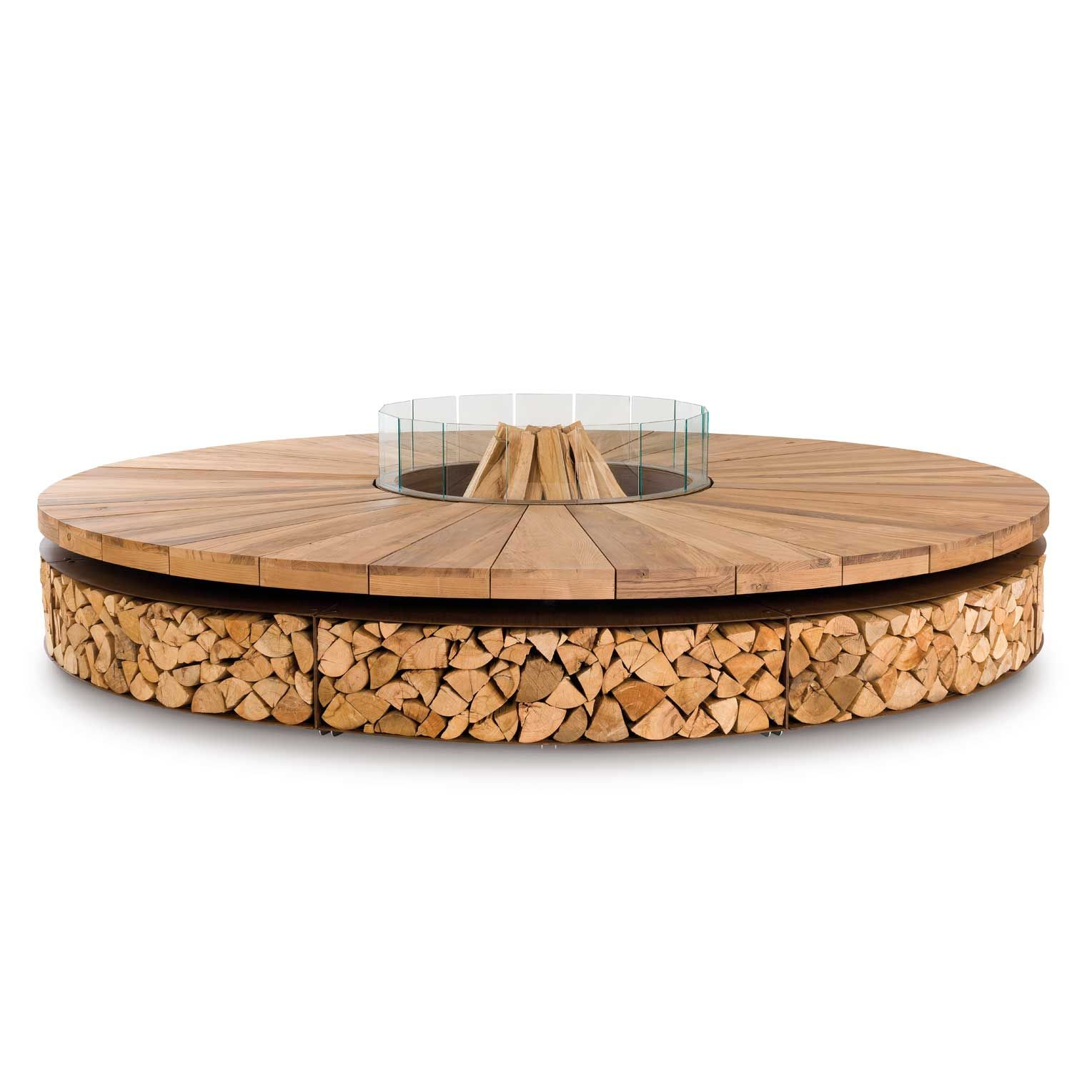 outdoor wood fire pit available at www qmag ro ak 47 fireplaces