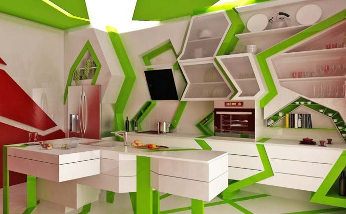 abstract interior design concepts - Google