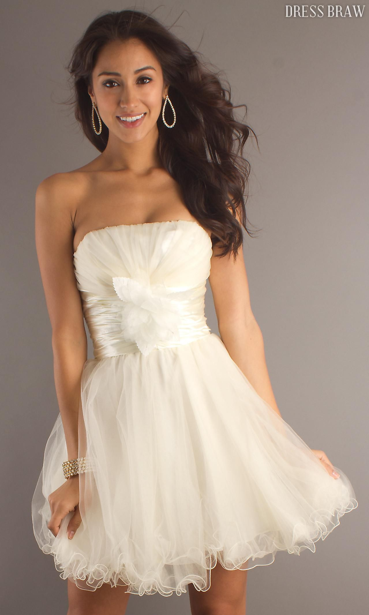 1000  images about Semi formal dresses - nyc on Pinterest - Dance hair