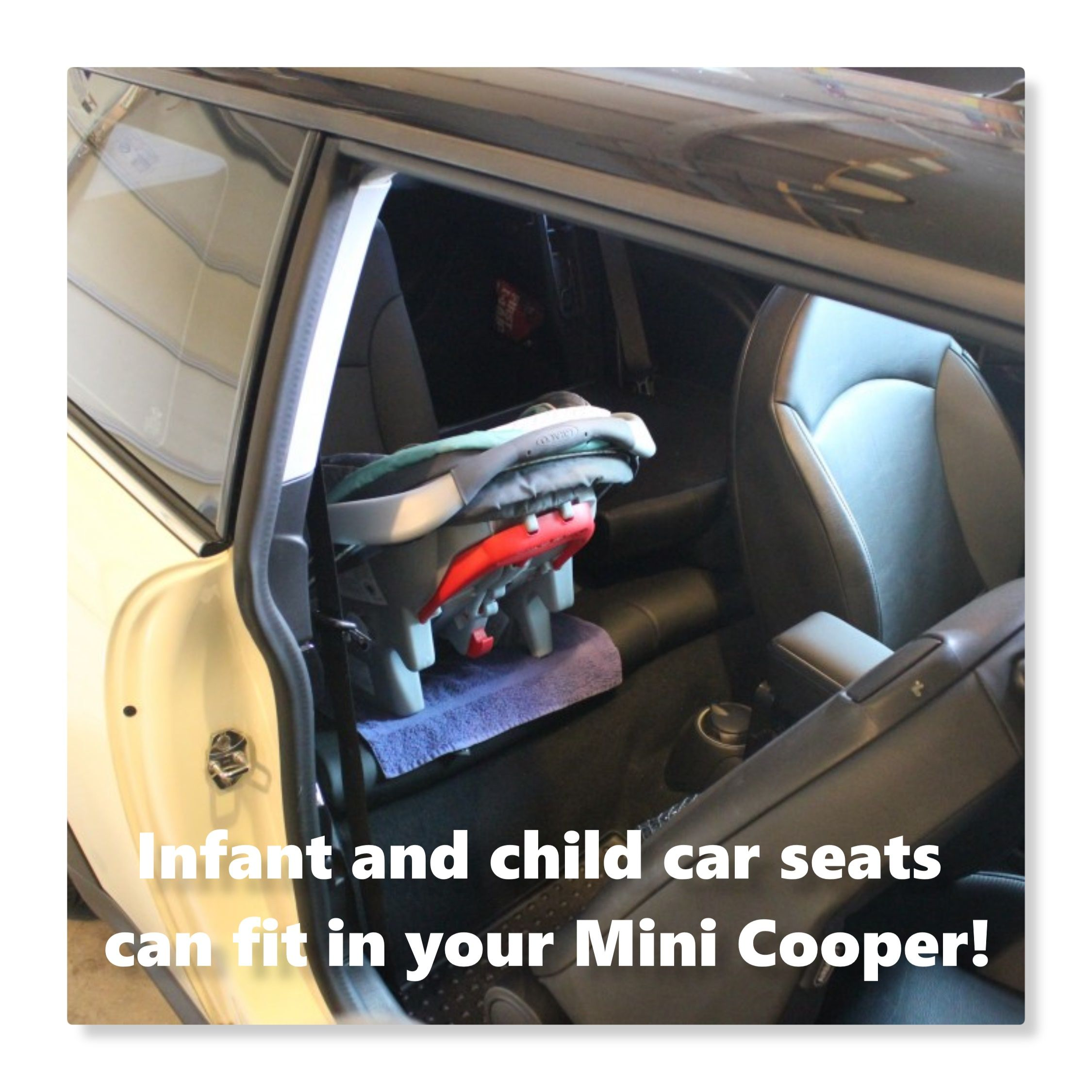 Infant And Child Car Seats In Your Mini Cooper Child Car Seat Mini Cooper Car Seats